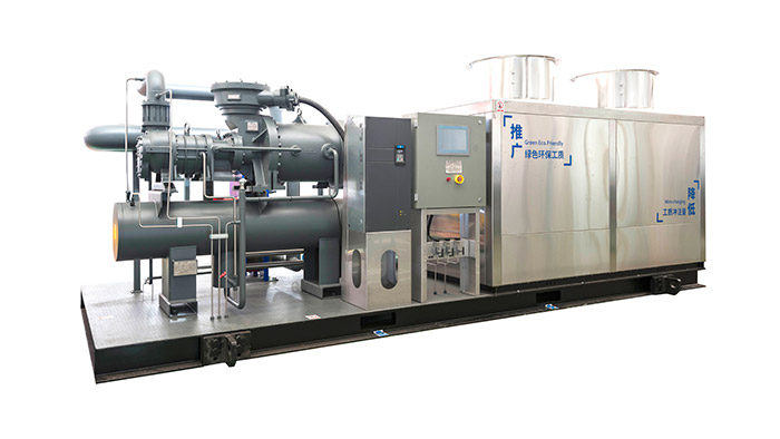 NH3 Micro-Filling Chiller Unit